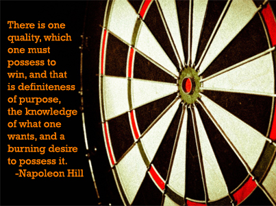 Napoleon Hill There Is One Quality