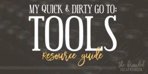 Tools for Solopreneurs
